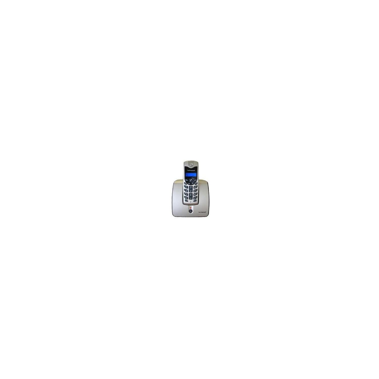 T l phone sans fil num rique dect techwood ebay for Afficheur numerique exterieur