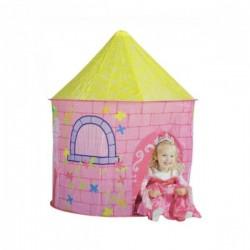 Tente de jeu cabane princesse 100x135cm