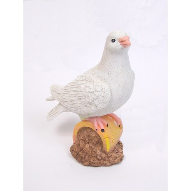 Petite colombe en résine modèle B