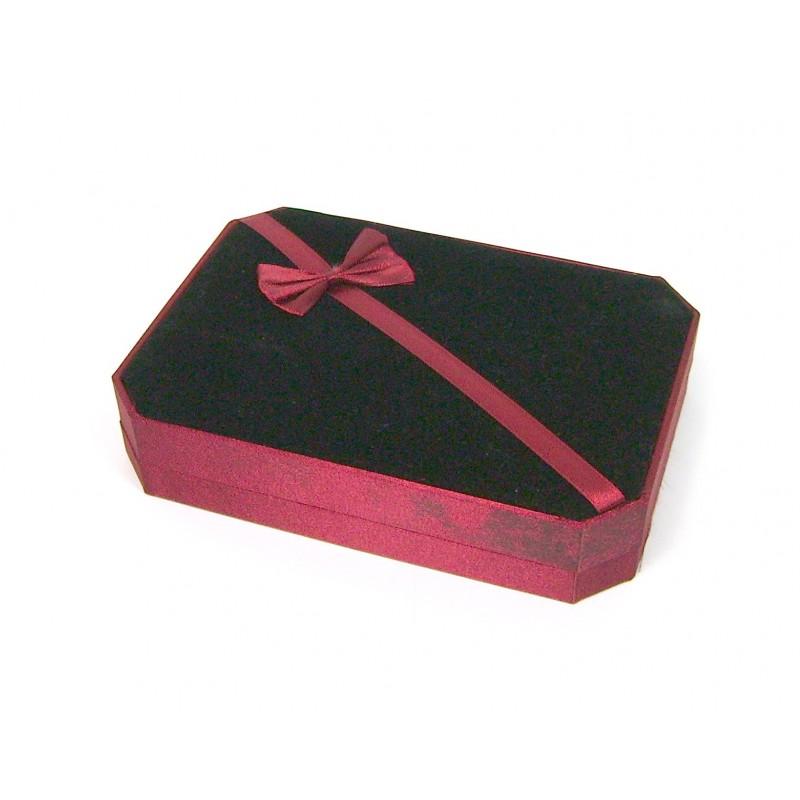 Coffret boite cadeau pour bijoux
