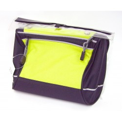 Pochette sacoche amovible pour guidon de vélo