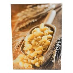 Photo sur toile 30x40cm pâtes