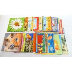 126 serviettes en papier assorties scrapbooking collage lot n°5