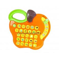 Jeu électronique apprentissage de l'alphabet